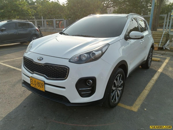 Kia New Sportage Revolution
