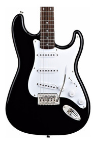 Guitarra Squier By Fender Bullet Stratocaster Rosewood Black