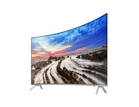 Televisor Samsung Curvo Serie 7 Mu7550 55