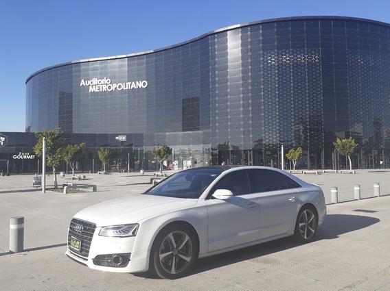 Audi A8 4.0 T Fsi Premium Lwb 435 Hp At Modelo 2014