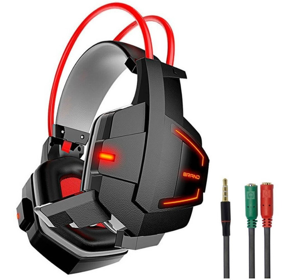 Fone Ouvido Gamer Headset Para Ps4 Pc Xbox One H1 Barato