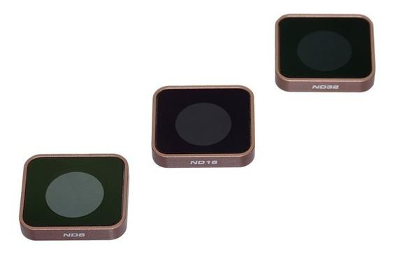 Filtros Polar Pro Gopro Hero 7 E 6 / Hero5 Black