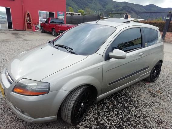 Chevrolet Aveo Gti Msn 2009