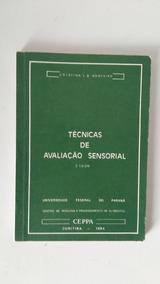 Tecnicas De Avaliação Sensorial