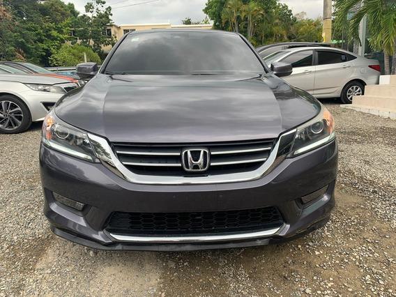 Honda Accord Full Exl 2014