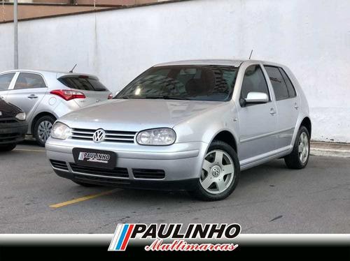 Volkswagen Golf 1.6mi/ 1.6mi Gener./black & Silver Gasolina