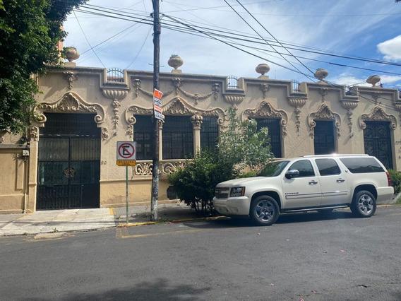 Renta Edificio Roma Ciudad De Mexico