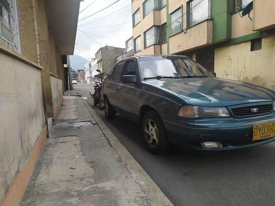 Daewoo Cielo Bx 1.5 2001 Verde