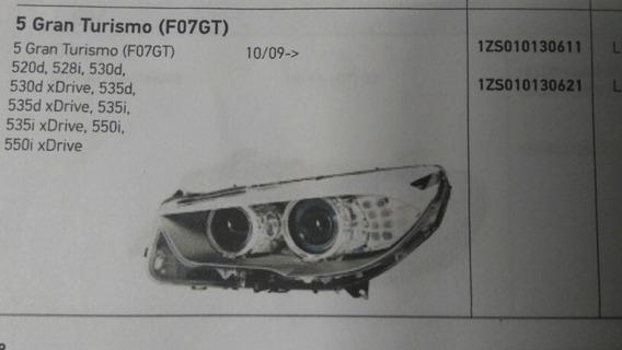 Farol Bmw 530 Gt Novo Original. 09/013