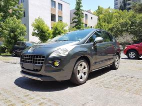 Peugeot 3008 E-hdi Año 2013 Automatico Una Dueña 104700 Km