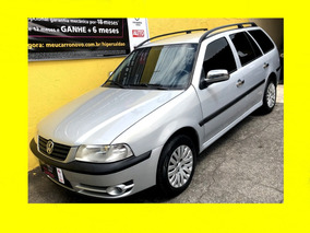 Volkswagen Parati 1.6 City Total Flex 5p