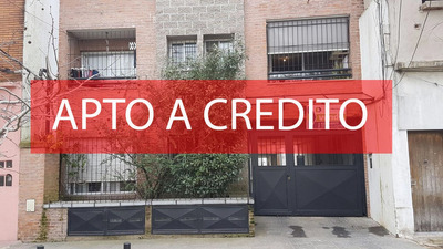 Departamento 2 Dormitorios Y Cochera + Apto A Credito