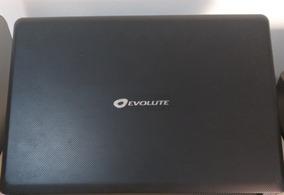 Notebook Evolute Sfx-65 - Core I5 - 4gb - Hd 500gb - Win7