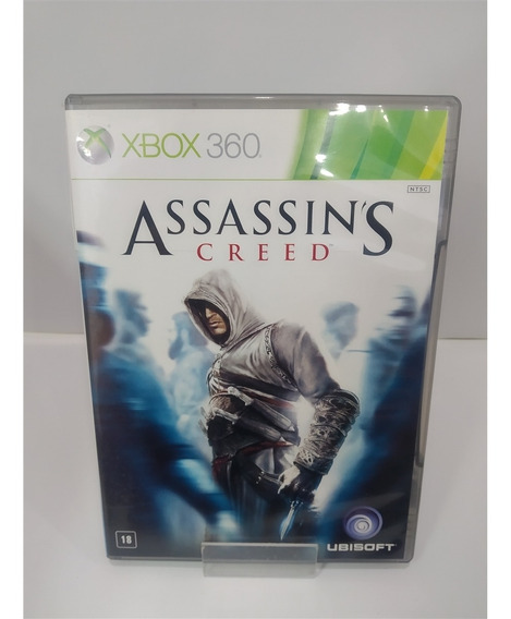 Assassins Creed (seminovo) - Xbox 360