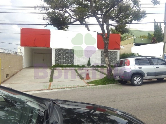 Imóvel Comercial Para Locação , Bairro Anhangabaú, Cidade De Jundiaí . - Ca09573 - 34691204