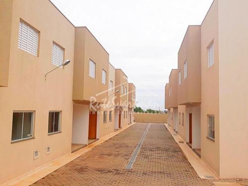 Casa À Venda, 87 M² Por R$ 230.000,00 - Condomínio Chácara Bella Vista - Sumaré/sp - Ca3466