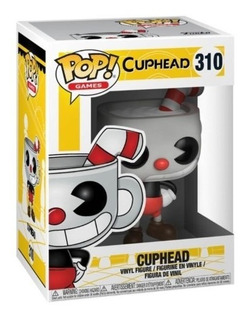 Funko Pop! Cuphead: Cuphead #310