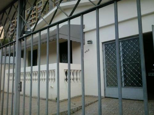 Imagem 1 de 25 de Casa Residencial À Venda, Jardim Bela Vista, Campinas. - Ca4910