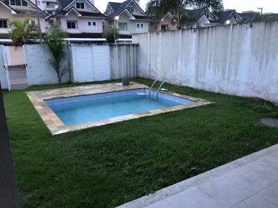 Casa Para Venda No Recreio Dos Bandeirantes Em Rio De Janeir - 000783-2