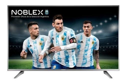 Imagen 1 de 2 de Smart Tv Noblex Dk65x9500 65¨ Gama Alta 4k Serie Black Qled