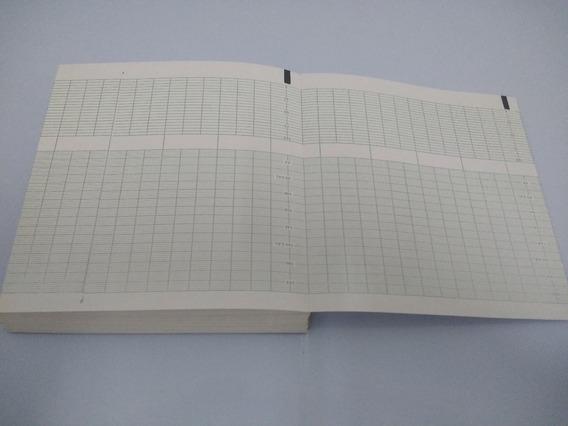 Papel Para Cardiotocógrafo - Toitu Mt-325 152x150 200 Folhas