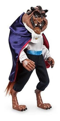 Imagen 1 de 3 de La Bestia Muñeca Clasica De Disney, Diseño De La Bella Y