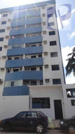 Apartamento À Venda, 120 M² Por R$ 495.000,00 - Dionisio Torres - Fortaleza/ce - Ap0532