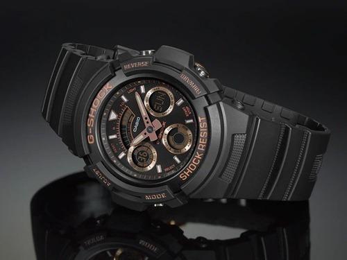 Relógio Casio G-shock Original Aw-591gbx-1a4dr