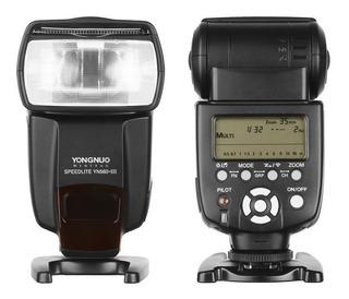 Flash Yongnuo Yn-560iii Speedlite Camaras Nikon Canon