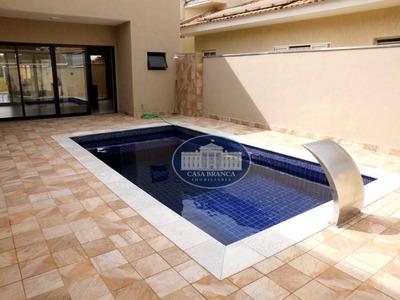 Oportunidade Incrível - Casa Com 3 Dormitórios À Venda, 255 M² Por R$ 920.000 - Aeroporto - Araçatuba/sp - Ca1118
