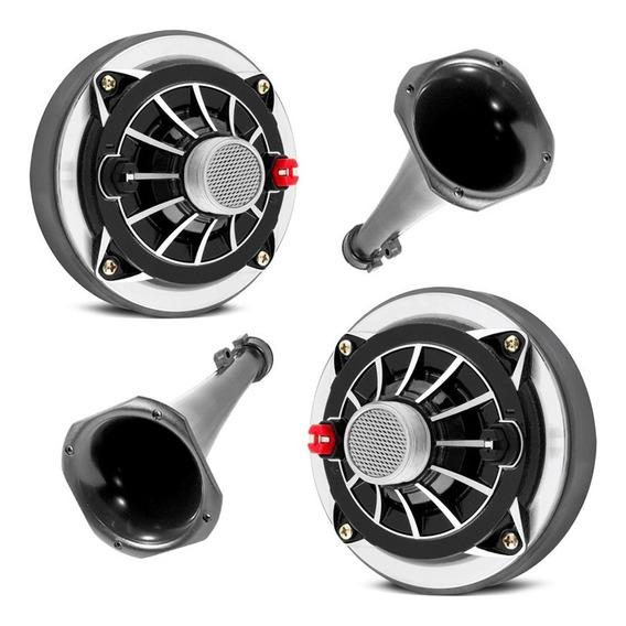 Kit 2 Driver Jbl D250 Trio 200w Rms + Cornetas + Capacitores