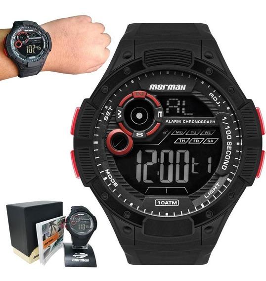 Relógio Mormaii Wave Masculino Mo1590ab/8r