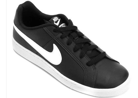 Tênis Nike Court Royale Preto Masculino N° 40- Original
