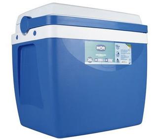 Caixa Térmica 26 Litros Azul Mor