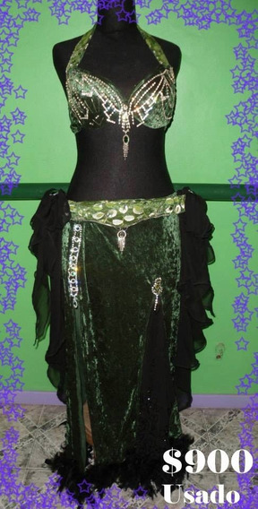 Vestuario De Danzas Arabes (usado)