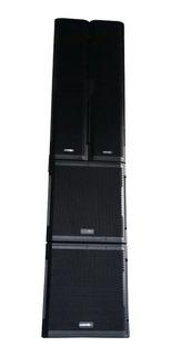 Schalter Sistema Ares 4pc 2 Subs 18 2 Medios 6600rms