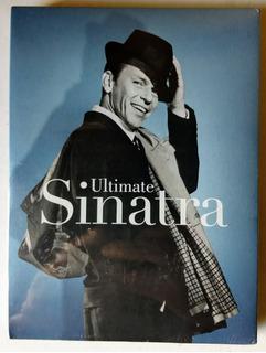 Frank Sinatra Ultimate Sinatra 4 Cd Boxset Nuevo Y Sellado