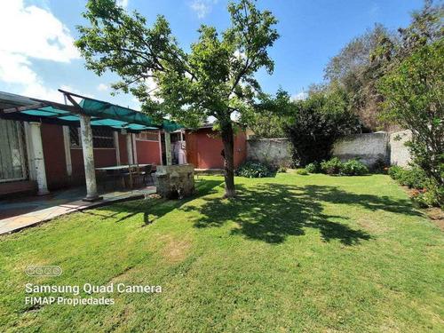 Imagen 1 de 30 de Casa Con Gran Terreno En Barrio Residencial De La Reina