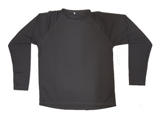 Camisa Remera Termica Manga Larga Unisex El Jabali