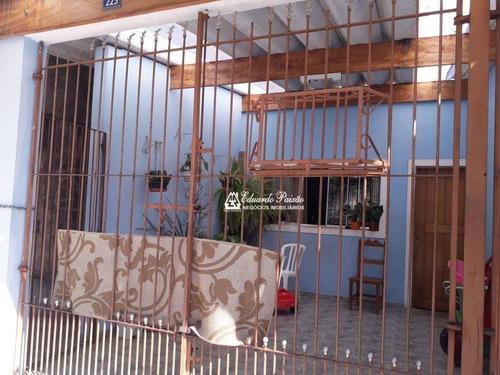 Imagem 1 de 30 de Casa Com 2 Dormitórios À Venda, 120 M² Por R$ 300.000 - Parque Continental - Guarulhos/sp - Ca0254