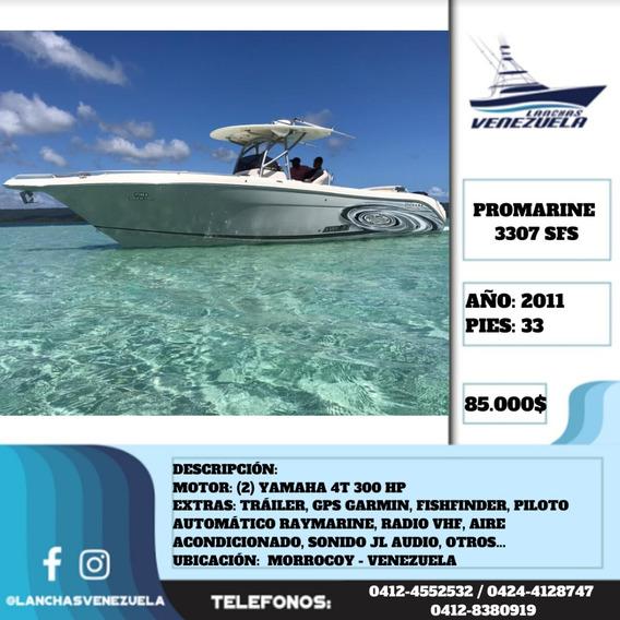Lancha Promarine 3307 Sfs Lv464