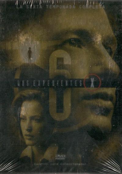 Box Los Expedientes X - 6º Temporada - Novo Lacrado***