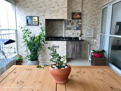 Apartamento Tatuape Ligue 98551-2000 - 795b - 32440455