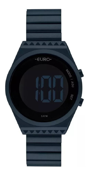 Relógio Euro Feminino Fashion Fit Slim Eubjt016ae/4a