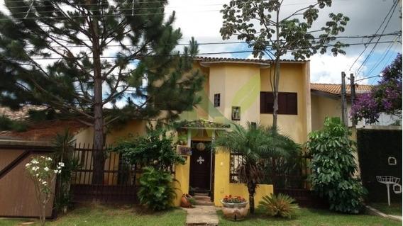 Linda Casa Em Atibaia 550mil Facilita Parcelamento - 1043