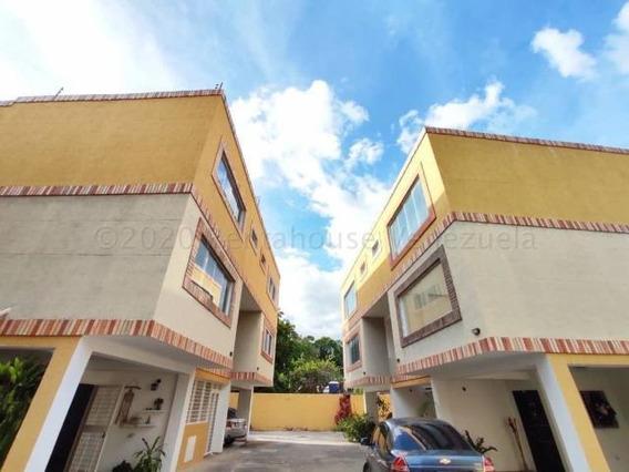 Apartamento Duplex En Venta La Pedrera Maracay Dvm 21-10020