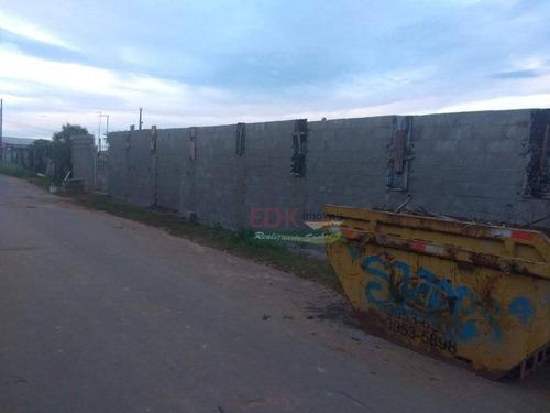 Imagem 1 de 8 de Terreno À Venda, 1000 M² Por R$ 180.000,00 - Residencial Dom Bosco - São José Dos Campos/sp - Te1187