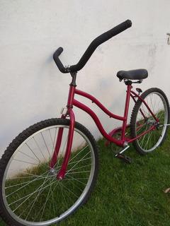Bicicleta Playera Rodado 26. Sin Uso