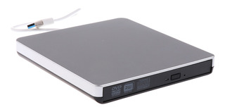 Disco Dvd Externo Vcd Cd Unidad Usb3.0 Grabadora