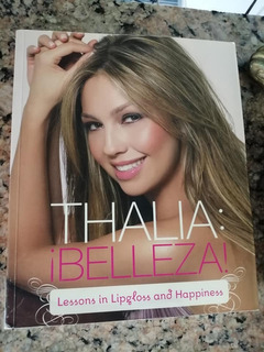 Thalia - Belleza - Libro Importado Idioma Inglés